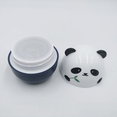 50g Panda Shape Facial Care Unique Jar