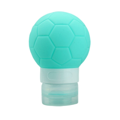 100ml Football Shape Plastic Lotion Bottles