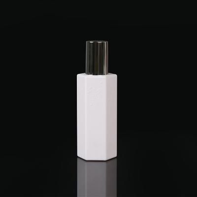 100ml-300ml White Personal Care Bottle