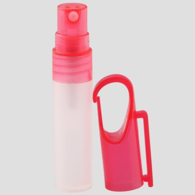 10ml PP Plastic Cosmetic Bottle With Spray Pump