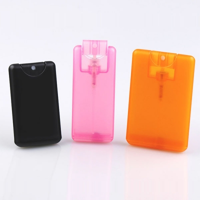 100ml PP Plastic Travel Toner Water Spary Bottle