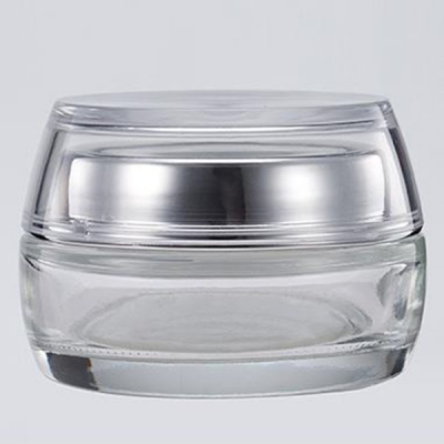 30g Acrylic Cream Jar for Cosmetic Packaging